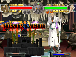 Screenshot Thumbnail / Media File 1 for Guilty Gear [NTSC-U]